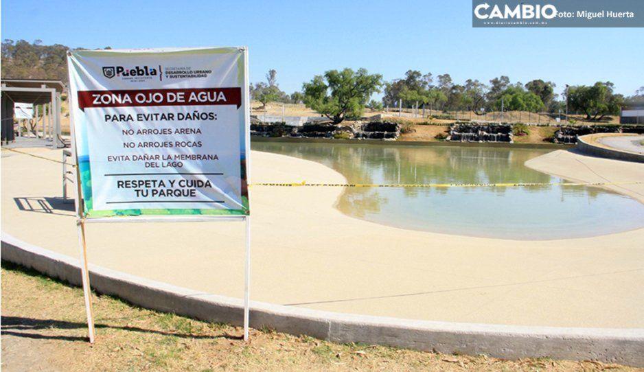 ¡Sí habrán días playeros! Amalucan Beach lista para recibir a poblanos en Semana Santa (FOTOS)