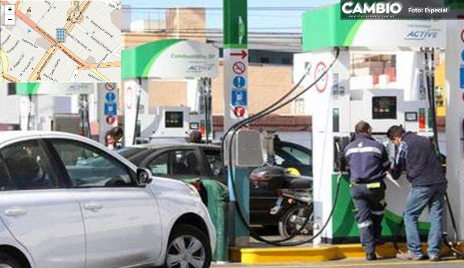 ¡Entérate! Esta es la gasolinera más barata en Puebla capital