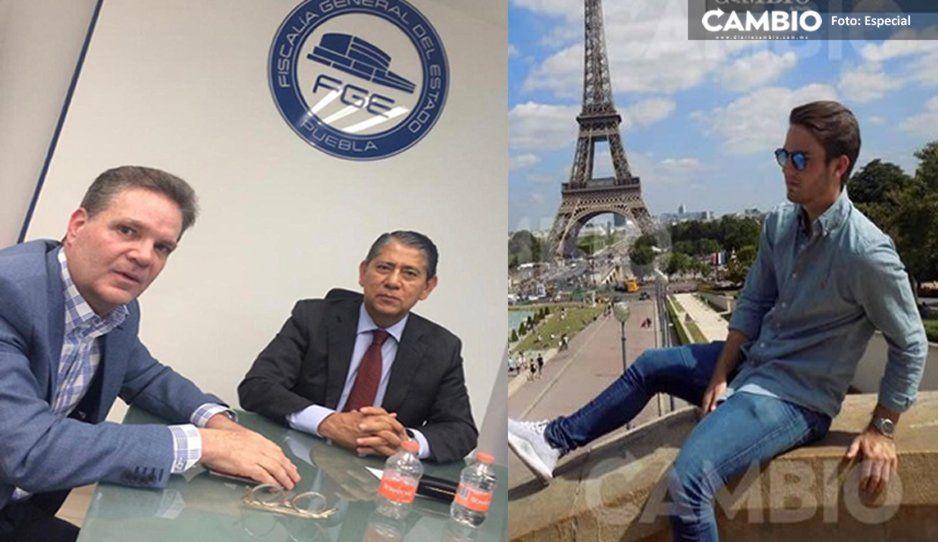 Continúa la lucha por dar con el asesino de su hijo: Arturo Castagné se reúne con la FGE