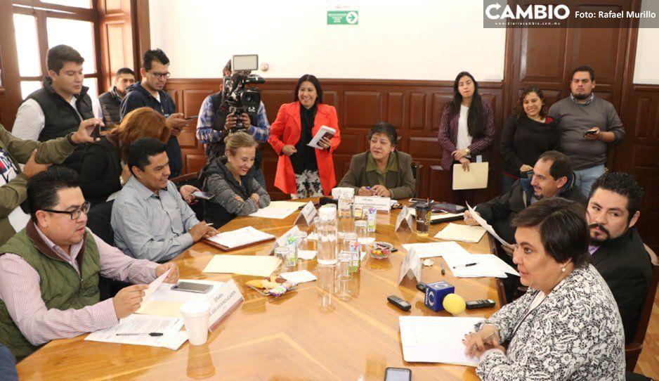 Regidores piden a Lourdes la estrategia de seguridad de la SSPTM para la elección