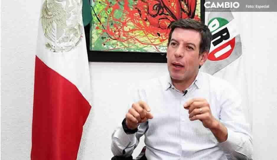 Designa PRI a Miguel Castro Reynoso como delegado especial para la elección de Puebla