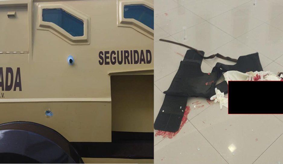 Ladrón abatido por custodios de Cometra en Tlaxcala fue policía en Atlixco