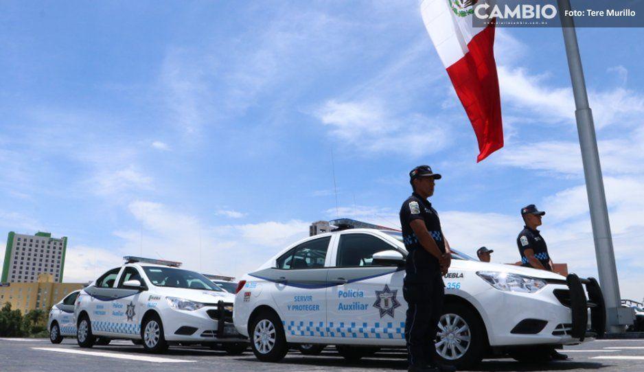 Empresa poblana se lleva la licitación de 67 patrullas para Policía Municipal