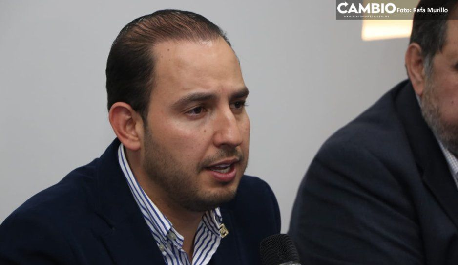 Marko Cortés niega ruptura con la chiquillada: primero estamos cerrando filas dentro del PAN