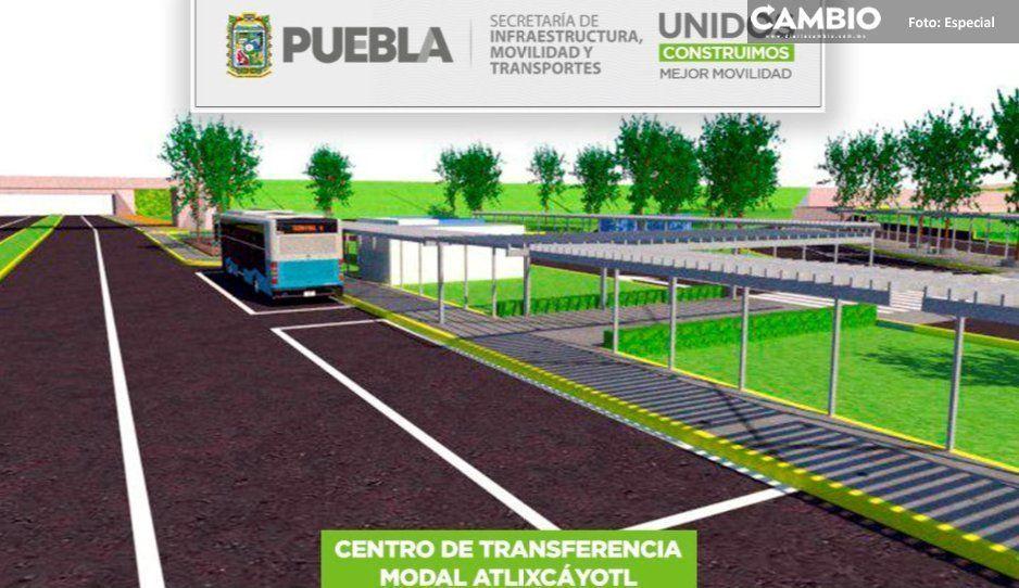 Con un Centro de Transferencia, Pacheco mejorará seguridad en transporte público