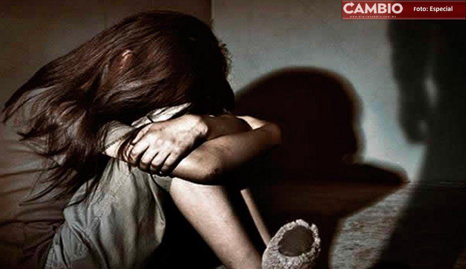 Interno de AA abusa sexualmente a menor de 14 años en Amozoc