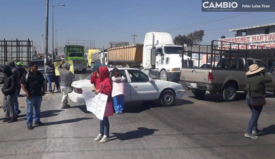 Pese a inconformidad, alcalde de Amozoc no da marcha atrás a imposición de inspectores