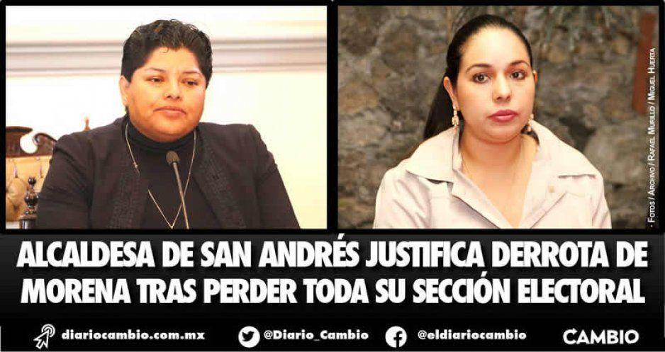 En San Andrés son de memoria corta, así justifica Karina el fracaso electoral