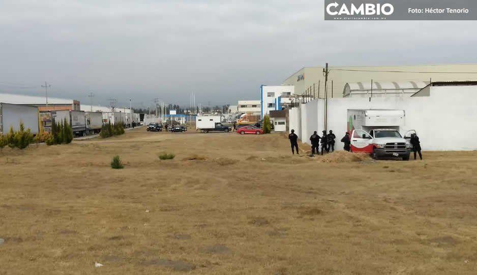 Federales realizan operativos en  gaseras de Huejotzingo y Amozoc
