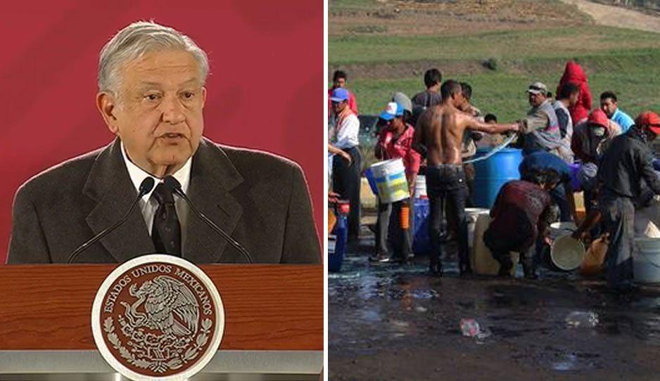 Hidalgo, con el récord de tomas clandestinas en 2018 y 2019: Pemex
