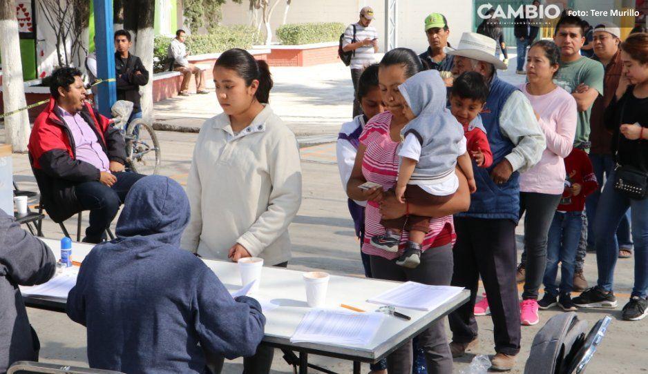 Tres días antes de plebiscitos habrá veda de programas sociales: IEE