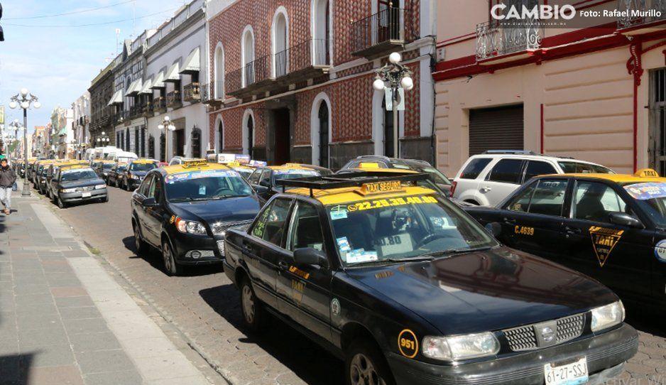 Diputados alistan reforma para una leal competencia entre taxis, Uber y Didi