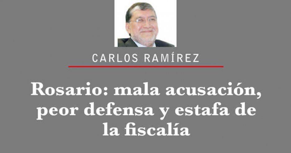 Rosario: mala acusación, peor defensa y estafa de la fiscalía