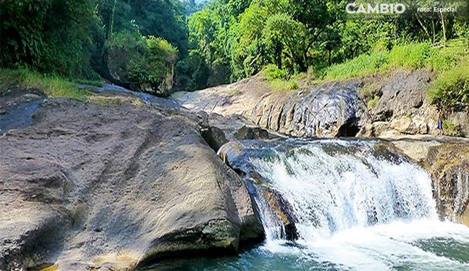 Niño muere ahogado en una poza ecoturística de Cuetzalan