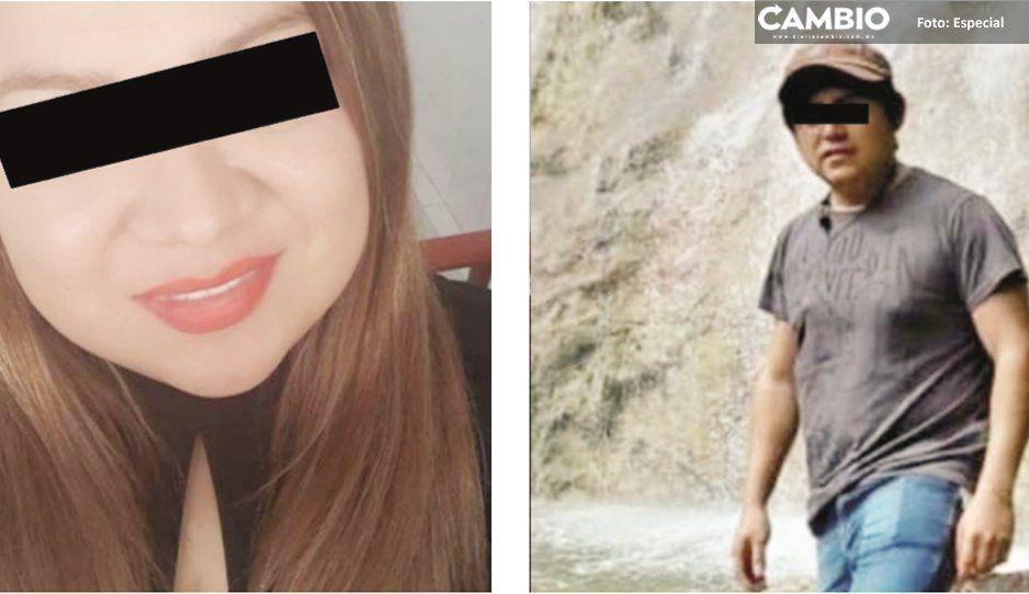 Hallan a Angie e Iván muertos al fondo  de una barranca en cerro de Chignautla
