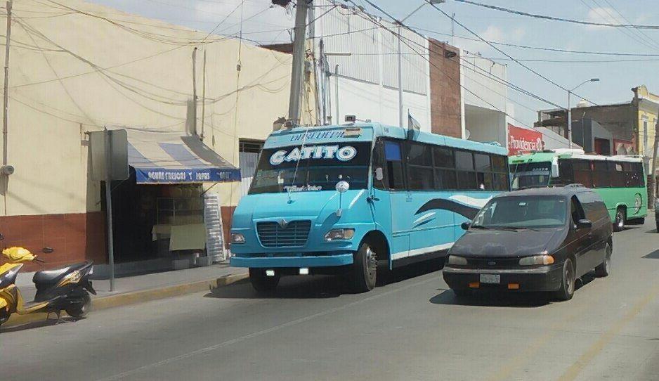 Incrementa a 14 pesotes el costo del pasaje en Tlahuapan y Tlalancaleca
