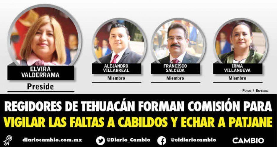 Sin definirse en quién recaerá el gobierno de Tehuacán: Patjane es edil hasta ser condenado