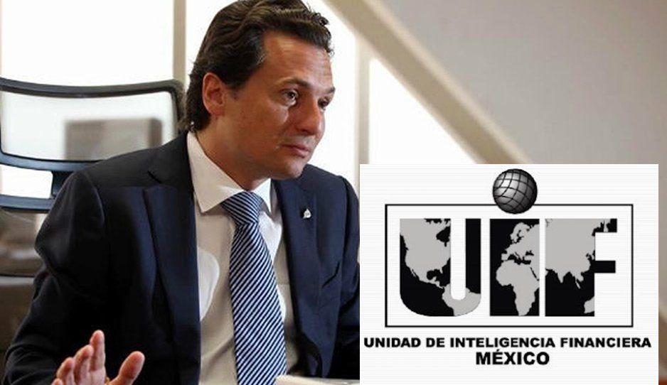 Inteligencia Financiera investiga a Lozoya por pérdidas al erario de 50 millones de pesos