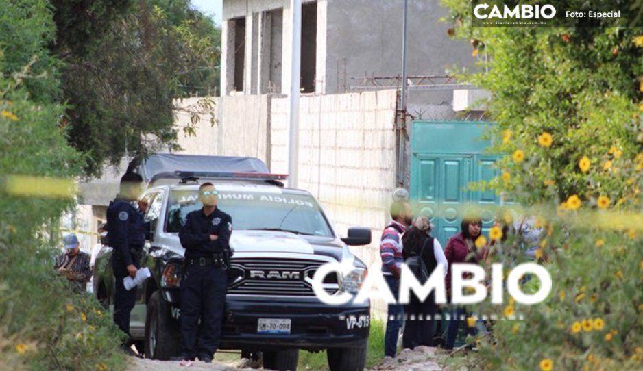 No es Siria, es Puebla: Ahora hallan cadáver en San Diego Castillotla (VIDEO)