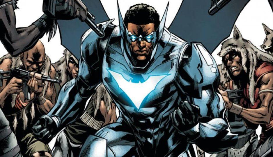 Nuevo Batman de DC Comics será afroamericano