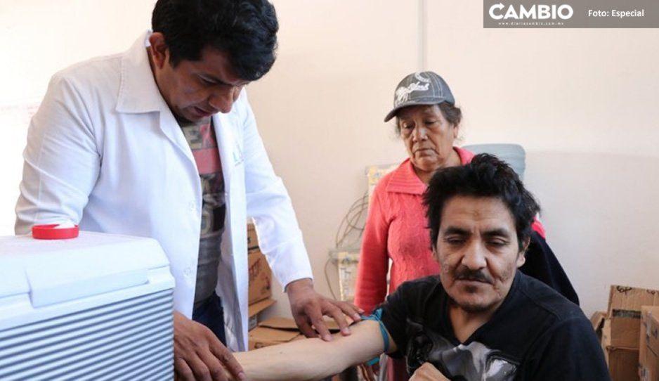 Apoya DIF Ocoyucan con cirugía de cataratas