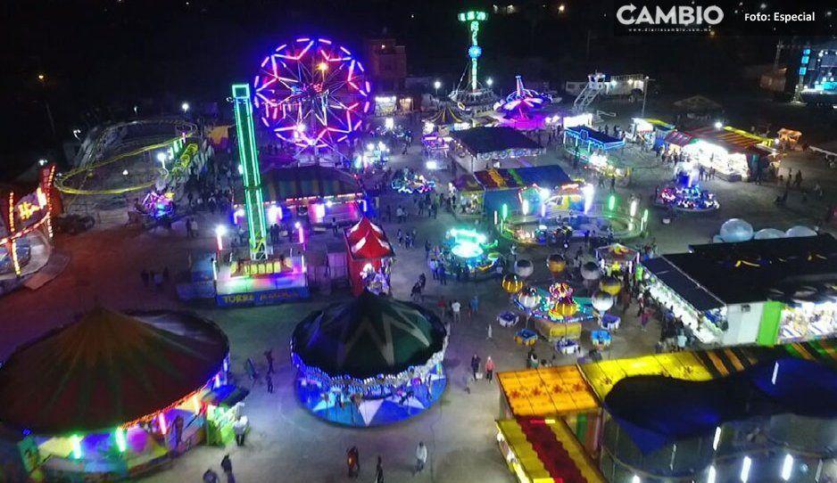 Alcalde aumenta más de un 60% el cobro por metro cuadrado para la Feria de Amozoc
