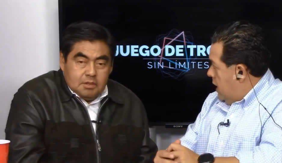 Estilo de Manzanilla no correspondía con mi gobierno y espero que no haya cometido actos de corrupción: Barbosa