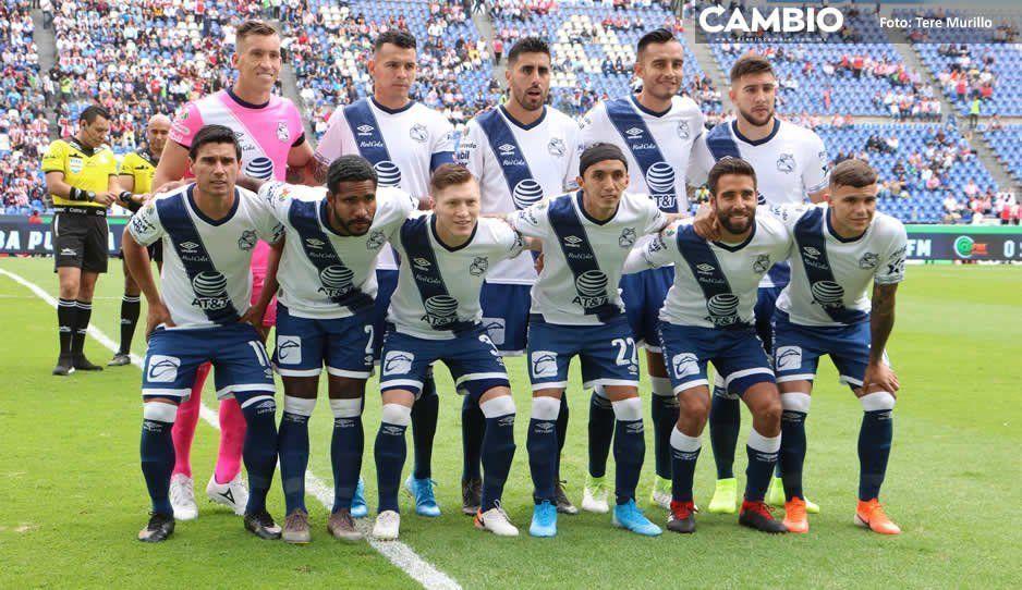 Club Puebla no había empezado un torneo tan mal desde el Apertura 2017