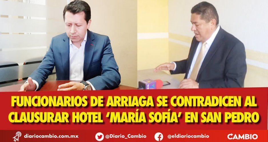 Funcionarios de Arriaga se contradicen al clausurar Hotel 'María Sofía' en San Pedro