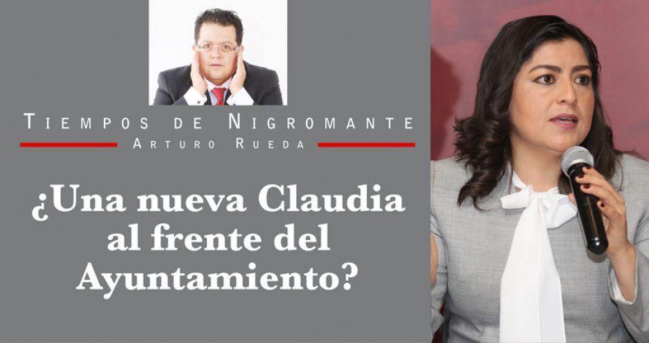 ¿Una nueva Claudia al frente del Ayuntamiento?