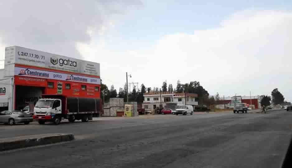"A pesar de los accidentes sigue sin atenderse ""crucero de la muerte"" en bulevar Cholula-Huejotzingo"