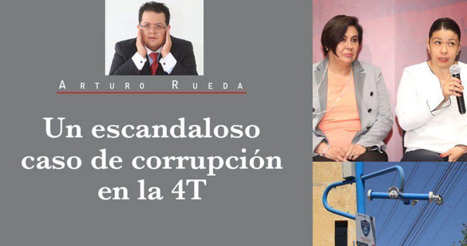 Un escandaloso caso de corrupción en la 4T