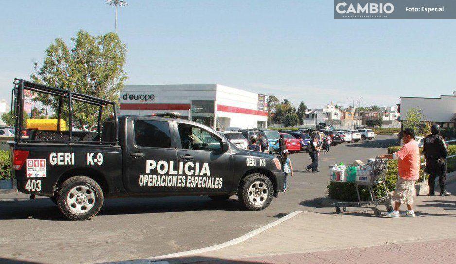 ¡Psicosis en Plaza San Diego! Clientes y vecinos ya no quieren ir por temor a ser asaltados