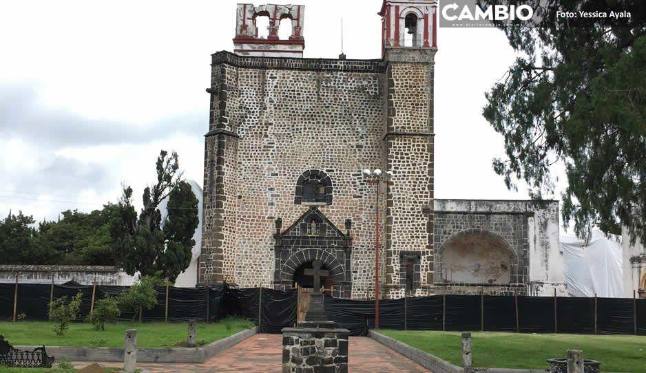 Remesas y donaciones reconstruyen Tochimilco tras sismo, señala alcalde