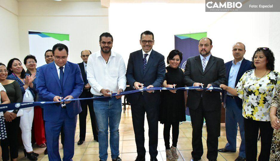 Inaugura el  TSJ Juzgado  Familiar en Tehuacán