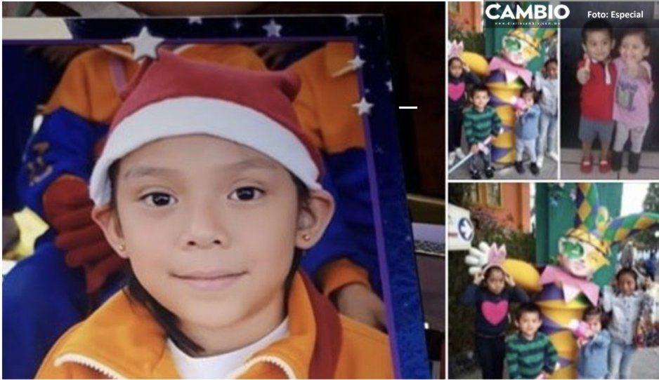 Aparecen sanos y salvos los 5 hermanitos extraviados en Valle del Ángel