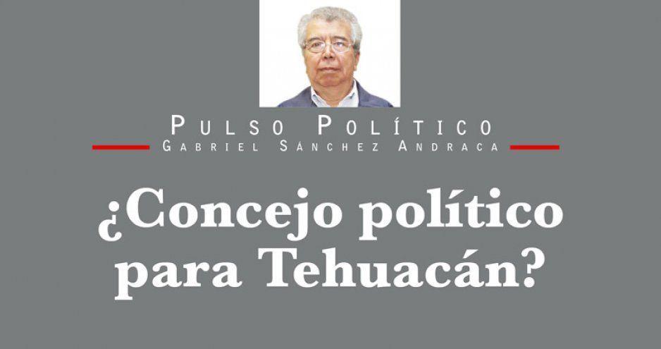 ¿Concejo Político para Tehuacán?