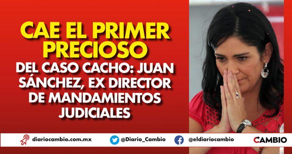 Cae el primero: detienen al jefe de Mandamientos Judiciales, trabajaba en Edomex y fue trasladado a Cancún
