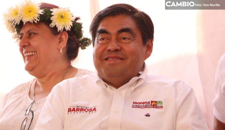 Barbosa realizará consulta ciudadana para que Canoa y Totimehuacan se vuelvan municipios