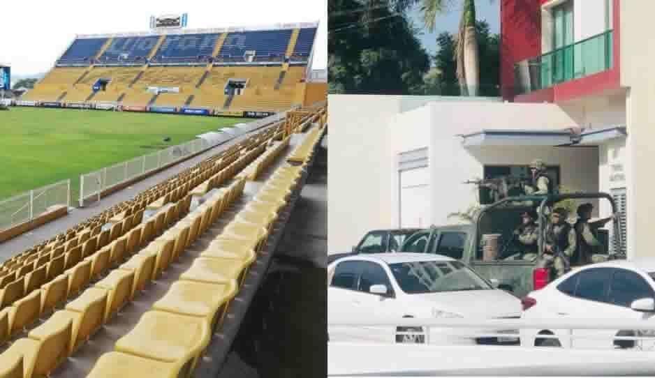 Suspenden el Dorados contra Atlante ante megabalacera en Culiacán