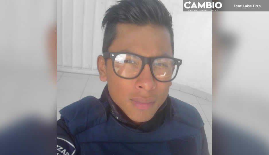 Edil de Acajete abandona a su suerte a policías accidentados
