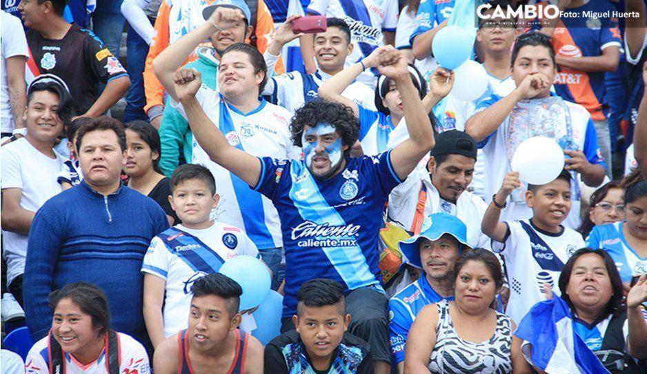 Club Puebla pierde aficionados; cae su popularidad según Consulta Mitofsky