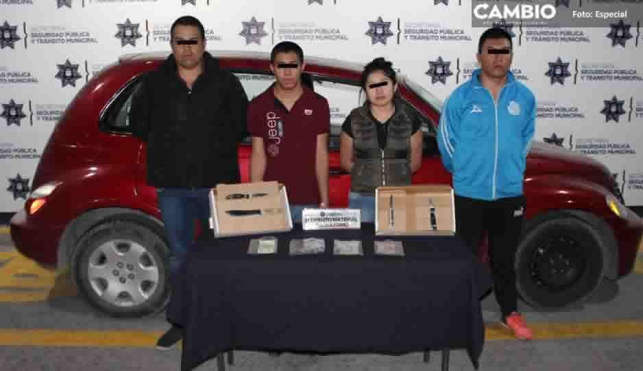 Detienen en La Ciénega a los asaltantes de Arturo Rueda, director de CAMBIO