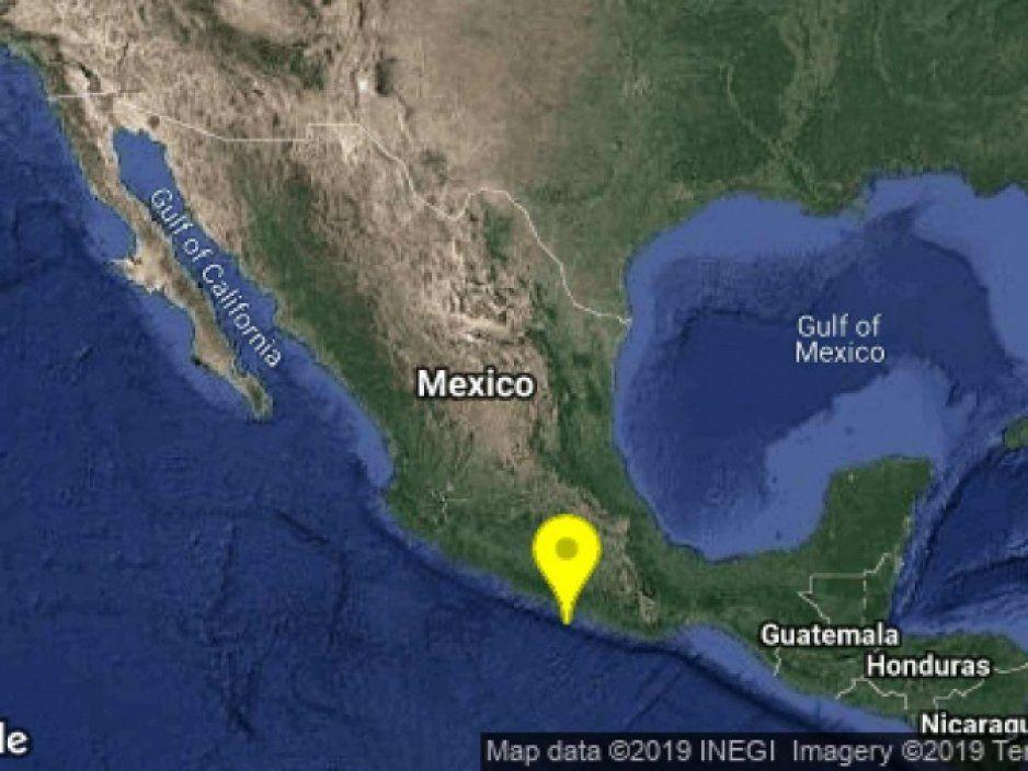 Vuelve a temblar en Guerrero; ahora el sismo fue de 4.7