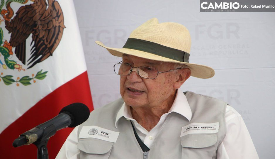 Puebla, estado con más quejas ante Fepade en elecciones: registró 45 de 72 recibidas