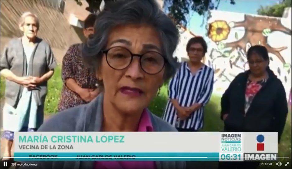 VIDEO: Vecinos de San Manuel acusan que ratas ya los agarraron de clientes y la policía no hace nada