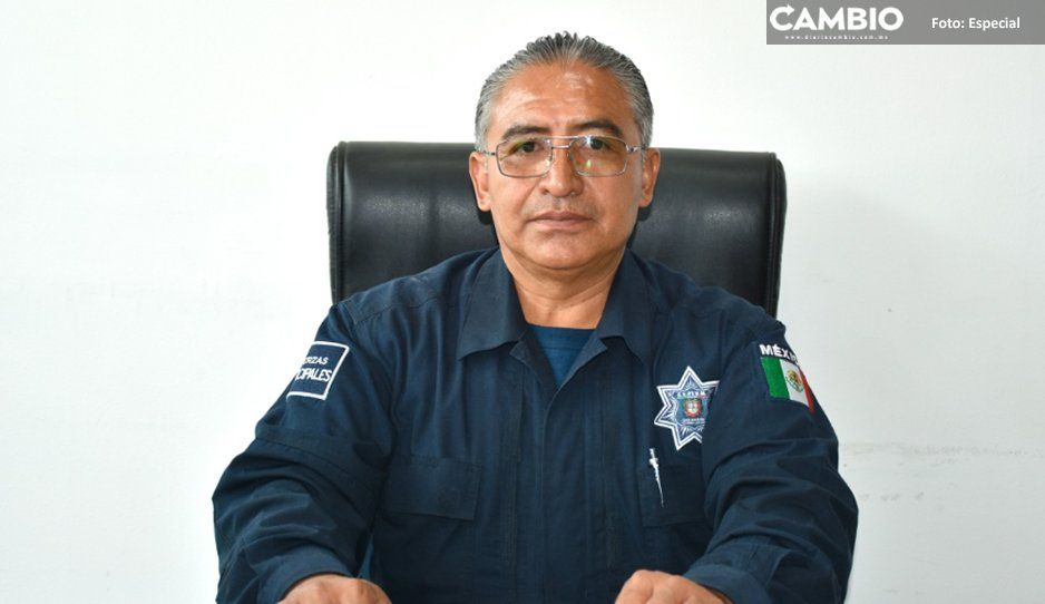 Ayuntamiento cambia a director de Tránsito Municipal de Texmelucan