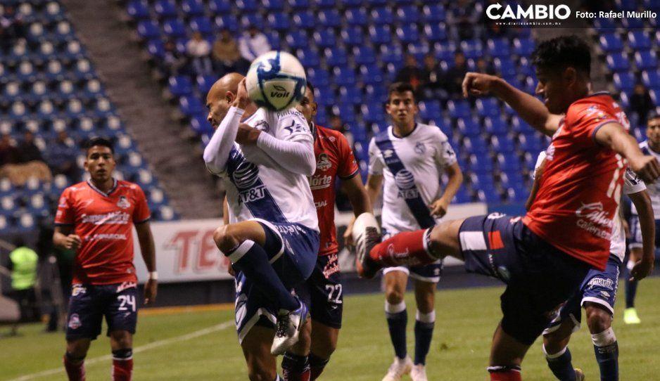 Club Puebla rompe racha: 2 veces seguidas calificó al torneo de Copa