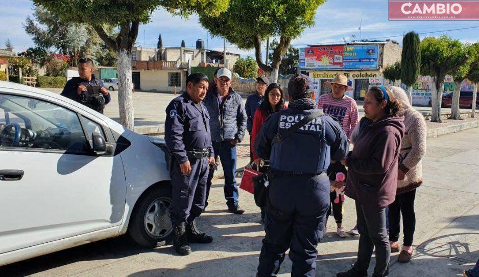 Familiares y autoridades buscan a Kevin, salió a cortar hierba y no regresó en Tlahuapan