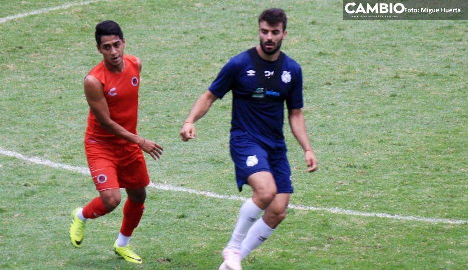 Puebla pierde su penúltimo partido de preparación contra el Veracruz